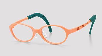 遠視眼鏡枠の女子用