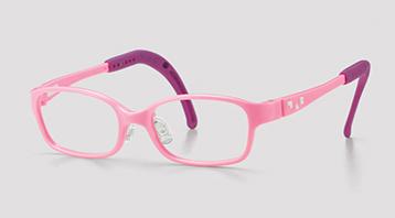 カラフルな子供用メガネ
