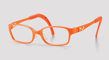 カラフルな子供メガネ