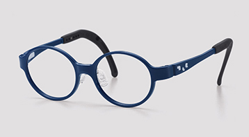 堅牢な子供用メガネ