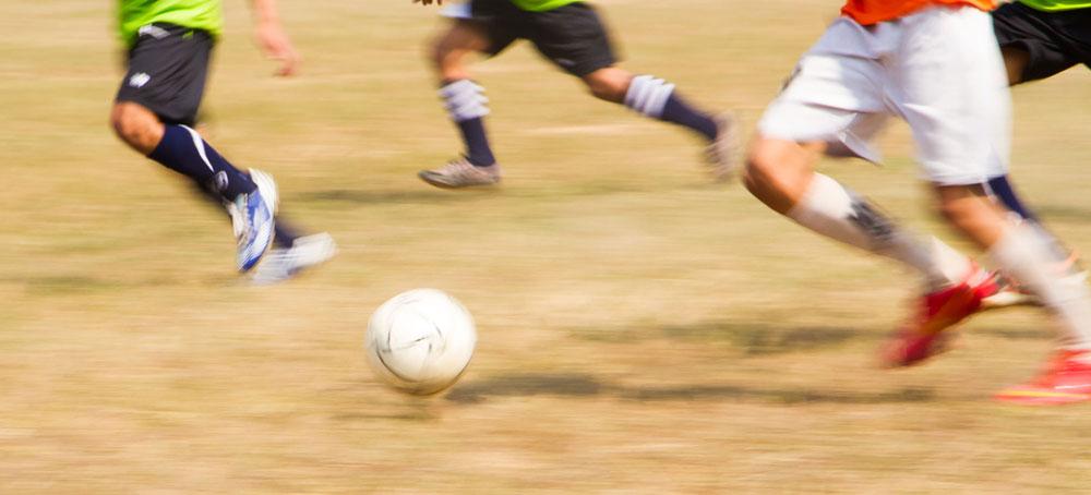 サッカーにおける眼(視機能)の重要性