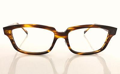 おしゃれな大きいメガネ